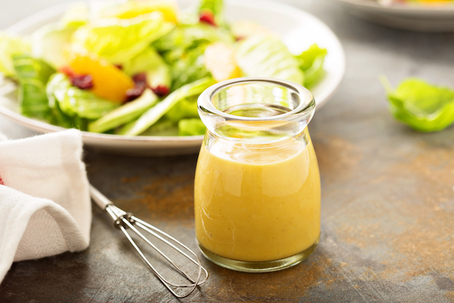 honey dijon mustard diet