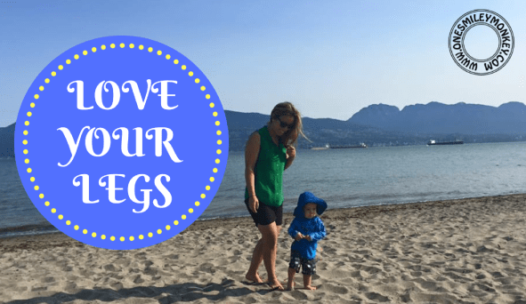 Love Your Legs Beauty Routine {Step by Step}