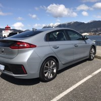 Driving The 2017 Ioniq Hybrid