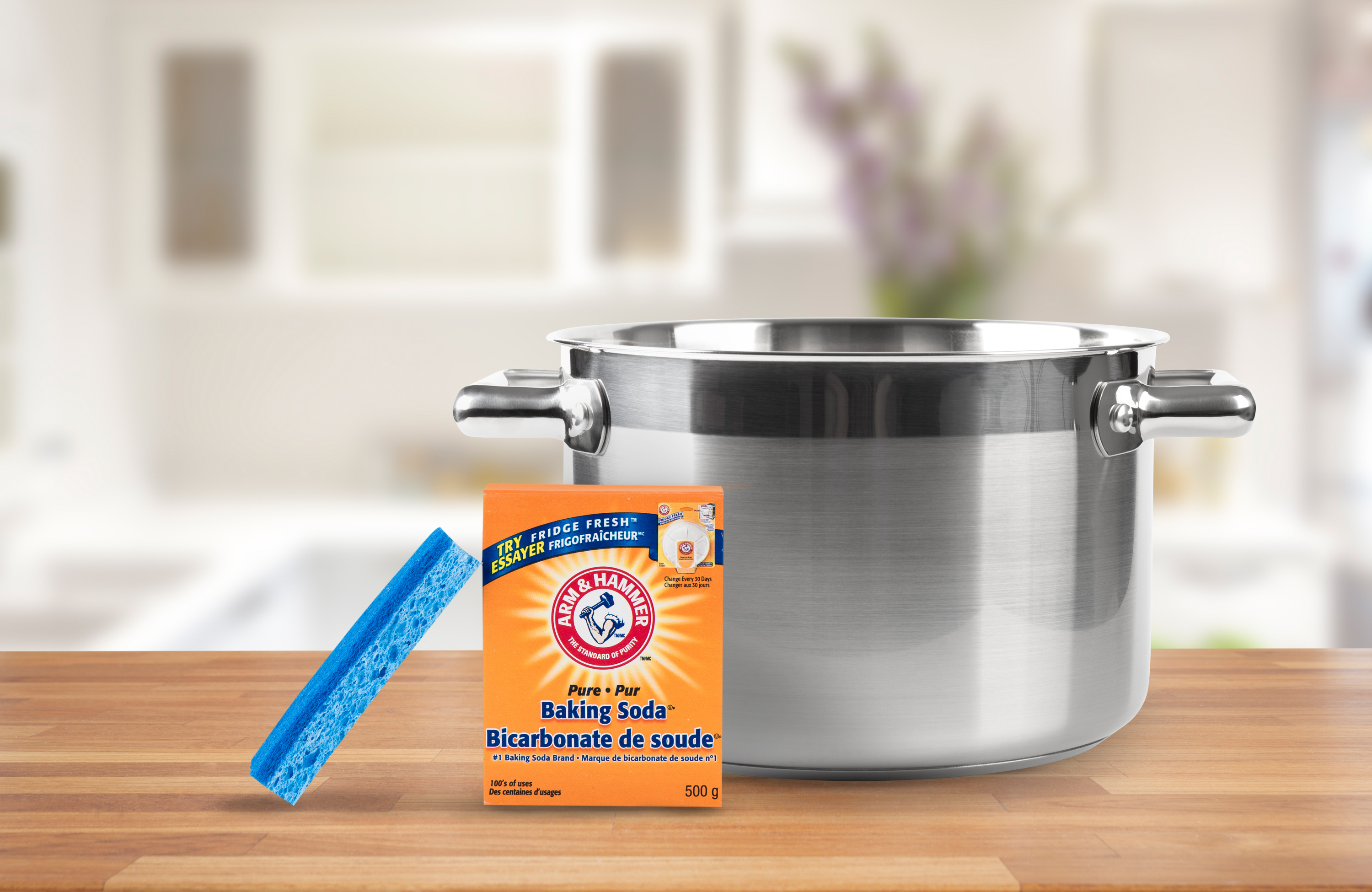 Favourite Household Uses For Baking Soda