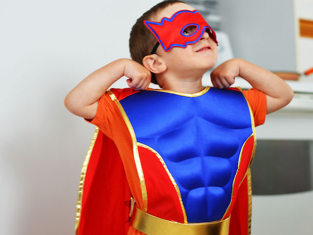 Great Pretenders SuperHero Costumes {Giveaway}