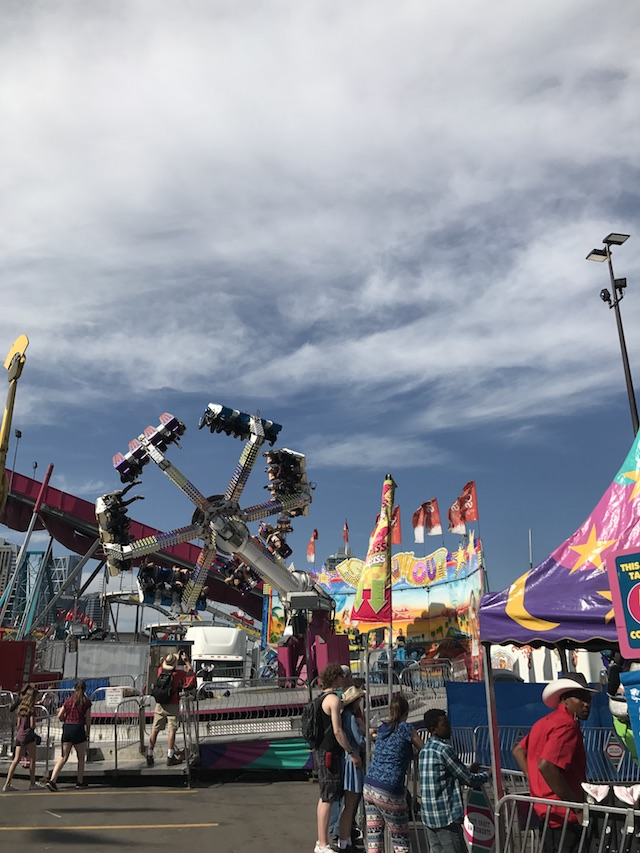 Final Days Of The Calgary Stampede