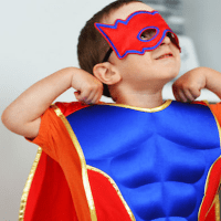 Great Pretenders SuperHero Costumes {Giveaway}