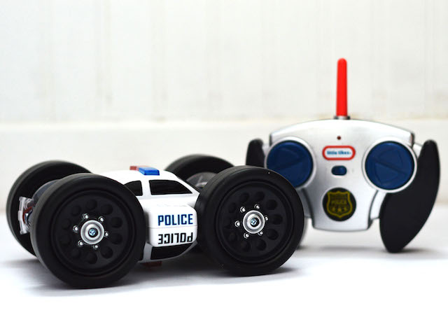 Tire Twister Lights, from Little Tikes {Holiday Gift Idea}