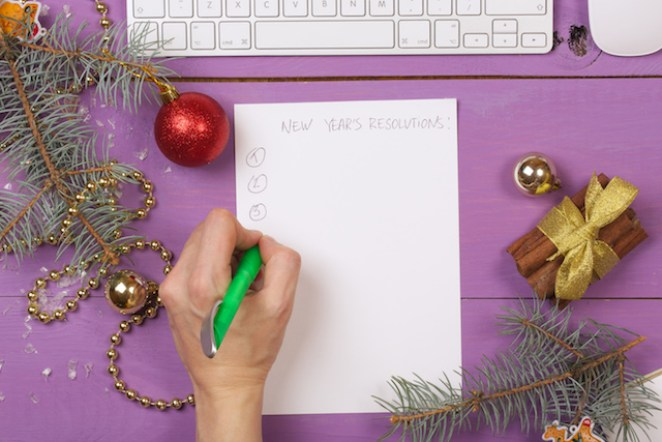 Tips for Keeping Your New Year's Resolutions