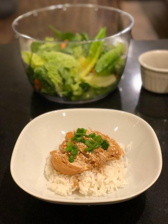 Easy and Delicious Instant Pot Chicken Teriyaki Recipe