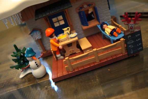 New PLAYMOBIL Winter Sports Theme {Giveaway}