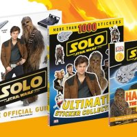 NEW Star Wars Books for the Star Wars Lover {Giveaway}