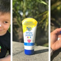 Banana Boat Simply Protect Kids Sunscreen Lotion Review