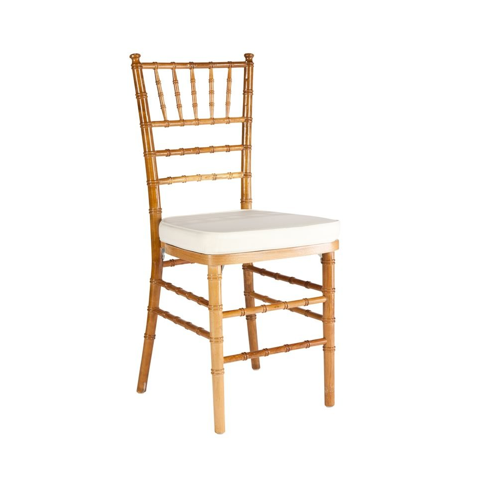 natural chiavari chairs outdoor deck one stop event rentals
