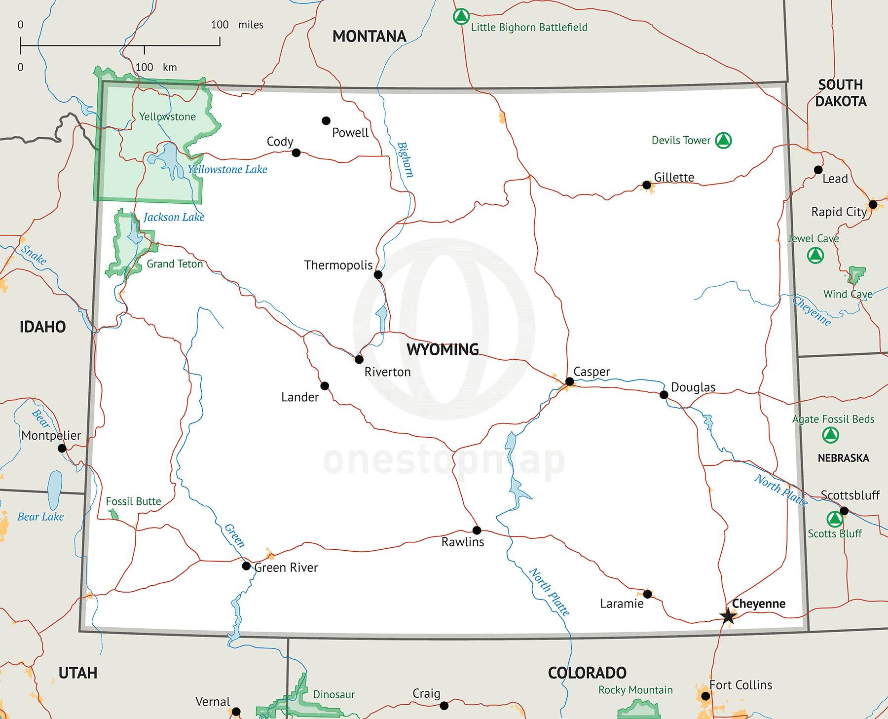 Vector Maps Amp Printable Maps