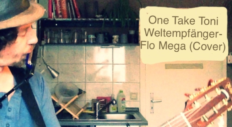 Weltempfänger- Flo Mega Cover