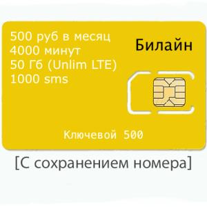ключевой 500