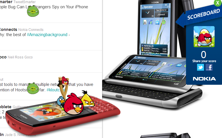 Thanks to Nokia, Play Angry Birds on Any Webpage ...