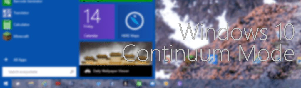 Windows10ContinuumMode
