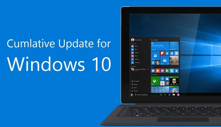 Windows-10-Cumlative-Update