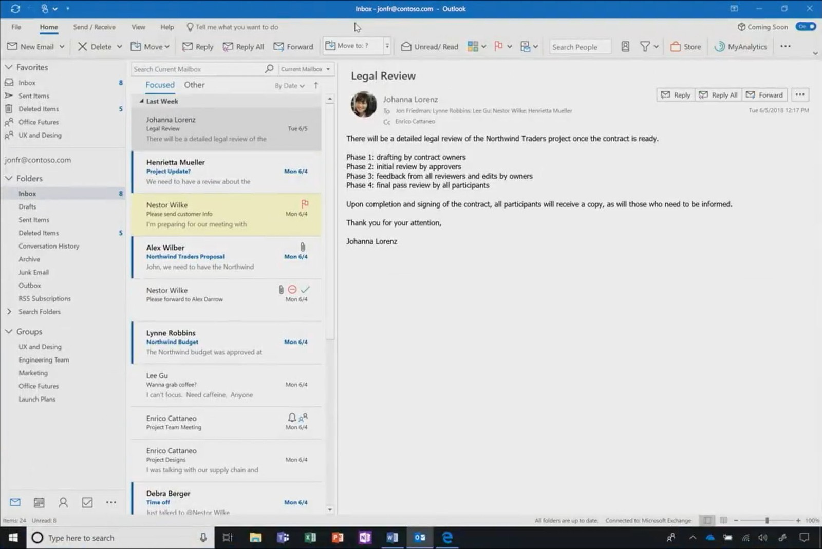 Office 2019 version will feature Fluent Design - OneTechStop