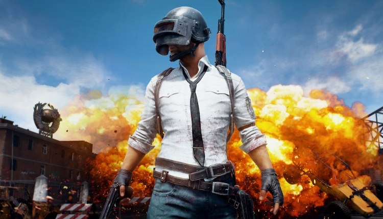 PUBG Now Available on PS4