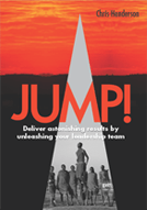 Jump! A free leadership resources book by Chris henderson of One Third More