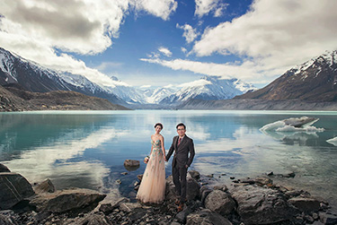 30 Amazing Prewedding Photo Locations in New Zealand  OneThreeOneFour