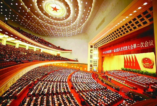 Image result for china's national people's congress