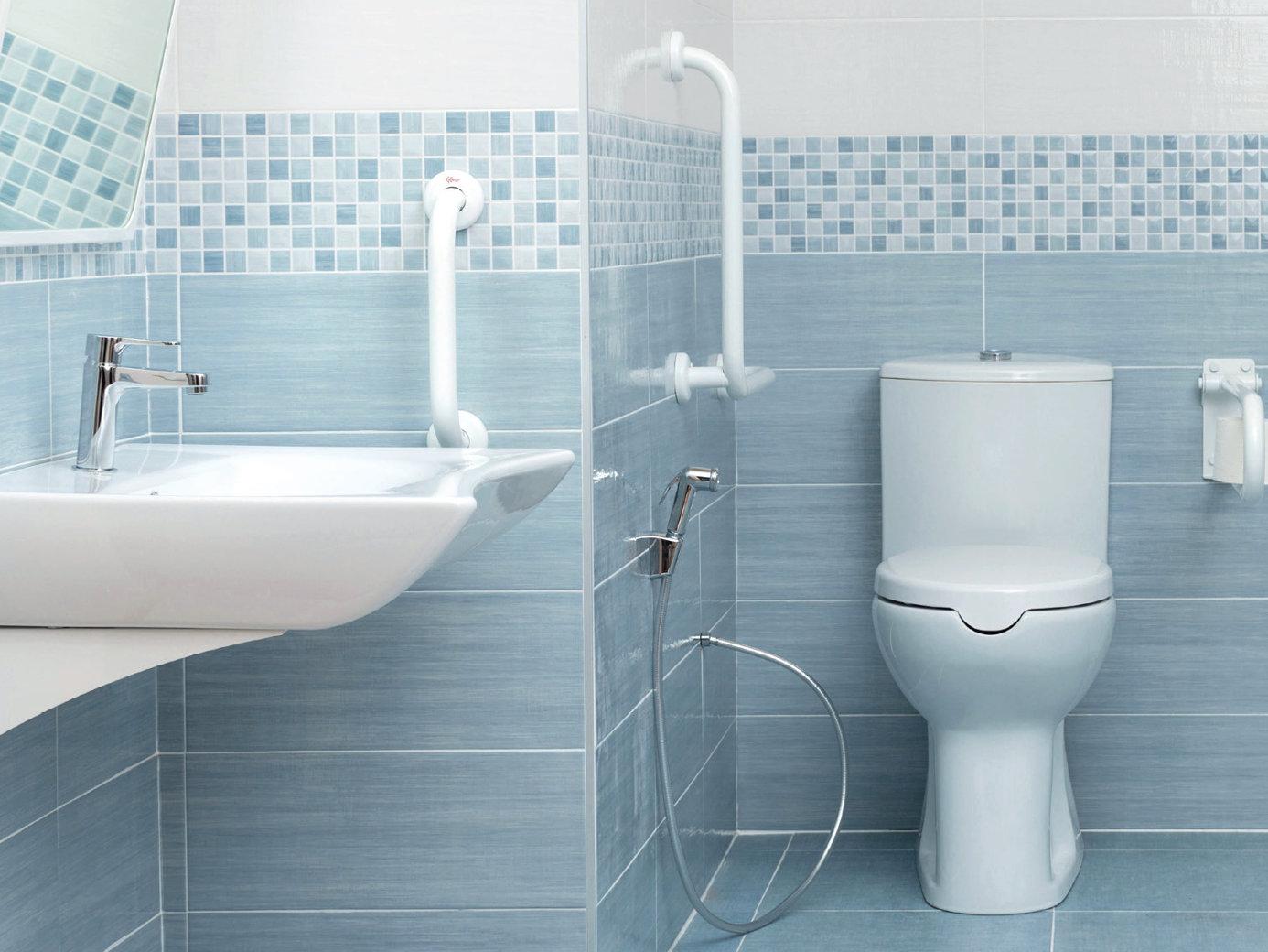 BAGNI DISABILI  ANZIANI  Bagno per disabili