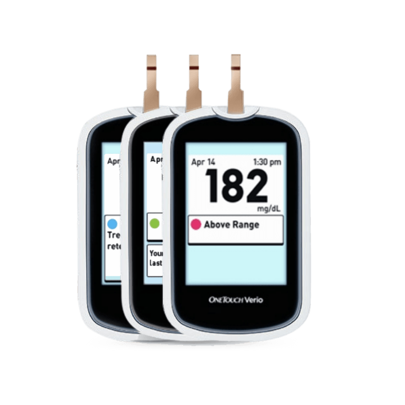 OneTouch Verio® | Blood Glucose Meter | OneTouch®