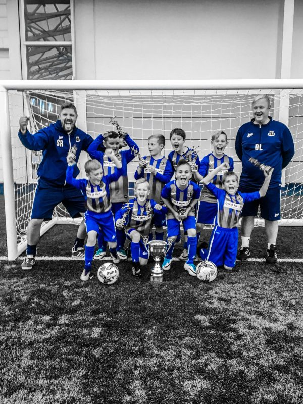 under 10 football tournament