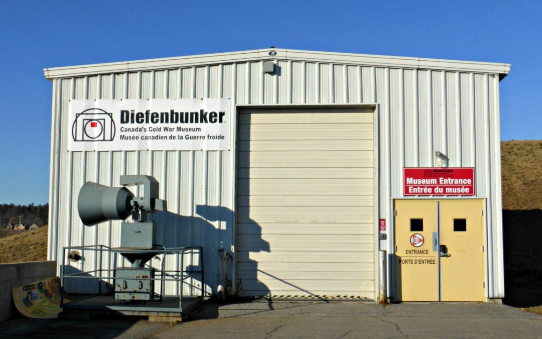 Going Underground in Diefenbunker: Canada's Cold War Museum