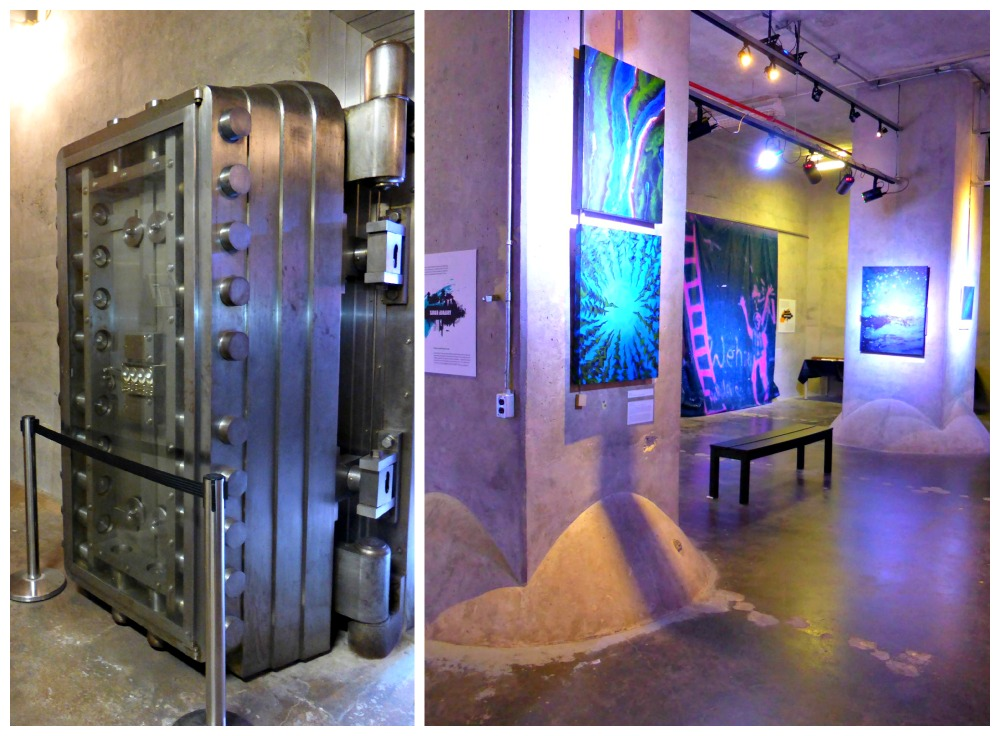 Diefenbunker Bank of Canada Vault