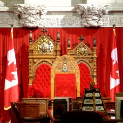 How To Make A Queen Throne Chair Instant Beach Touring Parliament Hill, Ottawa: The Senate And House Of Commons