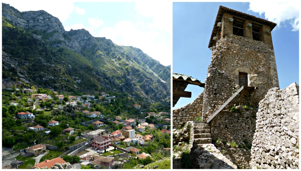 Kruja Watch Tower 2