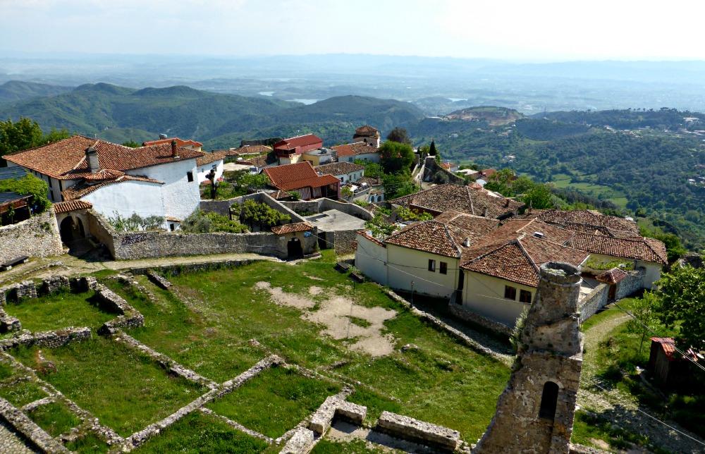 Skanderbeg Museum View 1