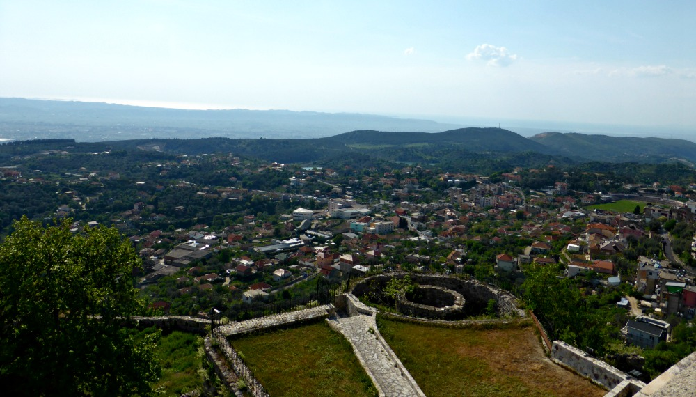 Skanderbeg Museum View 3