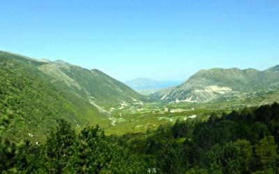 Llogara Pass: The Long and Winding Road from Vlore to Saranda, Albania