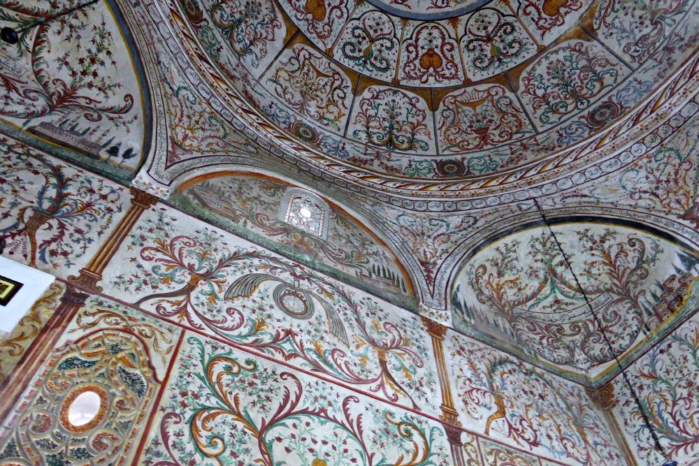 Et'hem Bey Mosque, Tirana, Albania