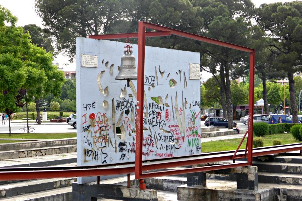 Peace Bell, Tirana, Albania