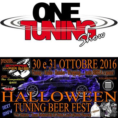 FONTE NUOVA HALLOWEEN TUNING BEER FEST – 31 OTTOBRE GARA 1X