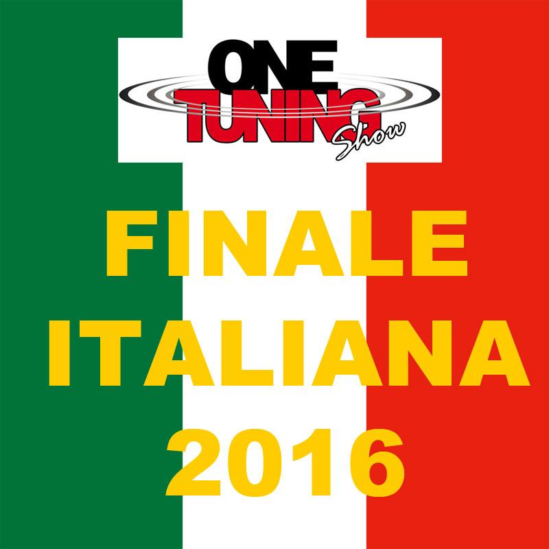 FINALE ITALIANA 2016 – CAPENA 29 GENNAIO 2017