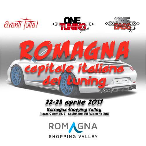 ROMAGNA CAPITALE ITALIANA DEL TUNING – 22/23 APRILE 2017