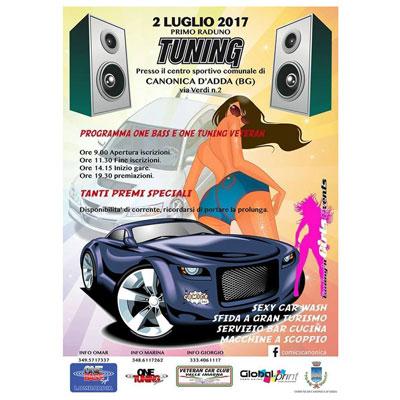 CANONICA D'ADDA – 2 LUGLIO 2017