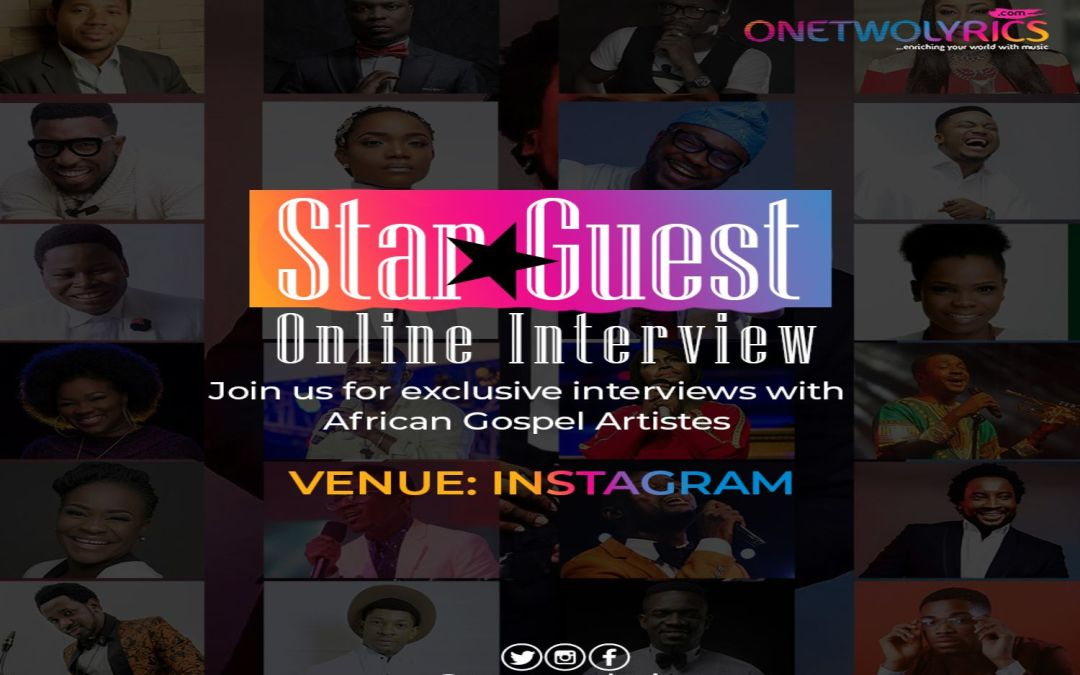 StarGuest: AN EXCLUSIVE INTERVIEW WITH CHIWENDU | PLATFORM RECORDS