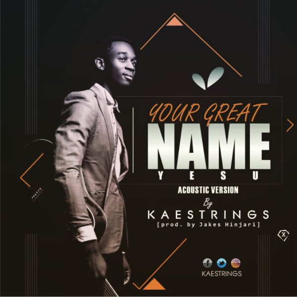 Your Great Name – Kaestrings