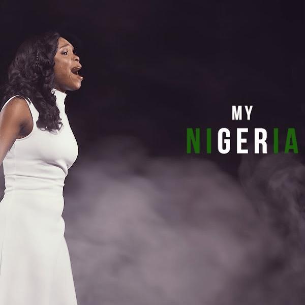 My Nigeria – Victoria Orenze