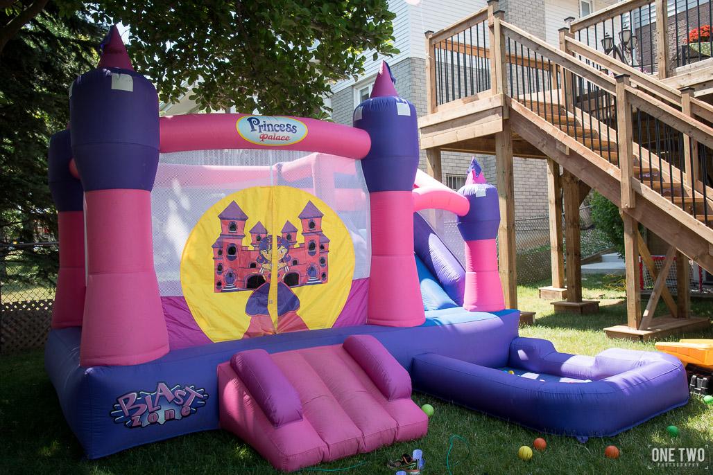 hamilton family birthday party
