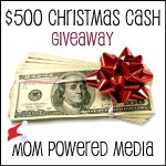 Bloggers Wanted – Free Christmas Cash Event