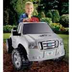 [Giveaway] Power Wheels Ford F-150 – CLOSED