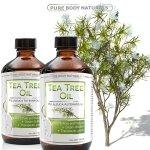 Pure Body Naturals Organic Tea Tree Oil Review