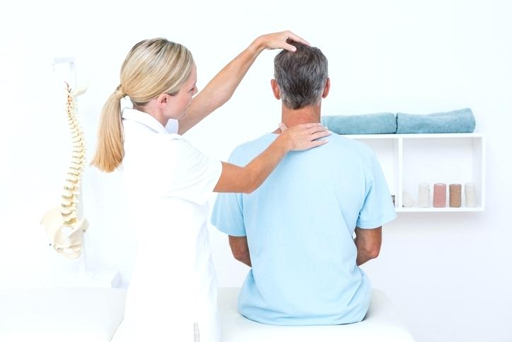 Chiropractic Adjustment Of The Neck