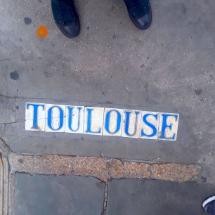 toulouse st, new orleans